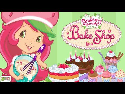 Strawberry Shortcake Bake Shop | Educational app for Kids ...