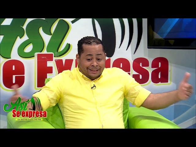 Entrevista: Así Se Expresa Tony Guevara. Primera Parte