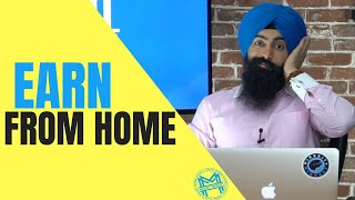How To Earn MORE Money While Stuck At Home