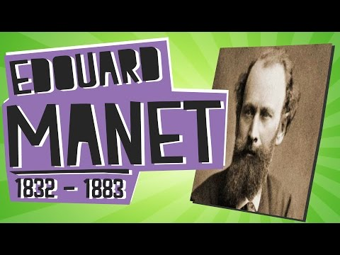 Edouard Manet (París, 1832 -- París, 1883) - Grandes Maestros del Arte - Educatina