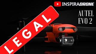 Drone Autel Evo 2 é LEGAL no Brasil. Saiba o Porquê.