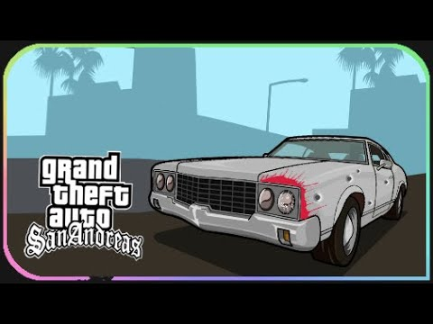 GTA San Andreas - How 2 Get a BULLEDPROOF Sabra! [Mission: Tanker Commander]