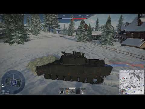 War Thunder : Strf 90C Play 1