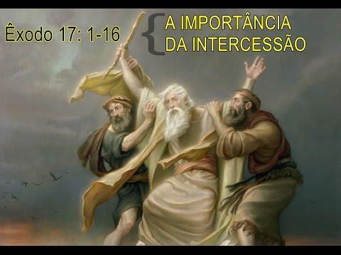 Êxodo 17: 1-16 – A IMPORTÂNCIA DA...