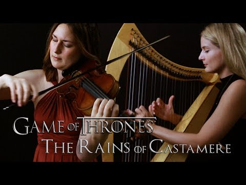 The Rains of Castamere (Game of Thrones) - violin + harp, ft. Paula Bressman