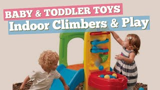 Indoor Climbers & Play Structures Best Sellers Collection // Baby & Toddler Toys