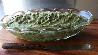 Pumpkin Seed Spread - Holiday Pumpkin Seed Spread Recipe