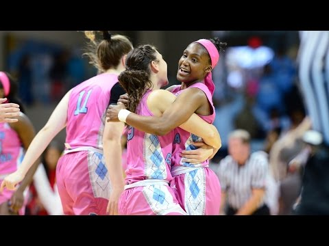 UNC Womens Basketball: Heels Shoot Down Wolfpack, 83-70