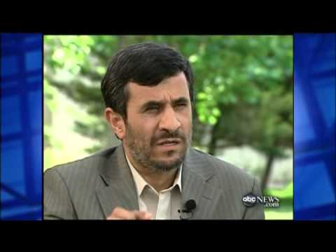 ABC's Interview with Ahmadi Nejad