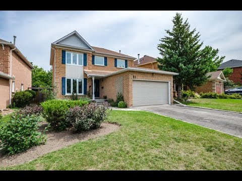 81 Golden Meadow Rd Barrie Ontario Barrie Real Estate Tours HD Video Tour