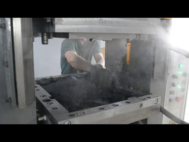 Линия по производству дорожной полимерпесчаной плитки