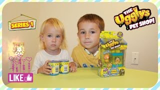 The Ugglys Pet Shop Gross Homes and Blind Bag  | Уродливый зоомагазин(, 2015-10-05T04:57:32.000Z)