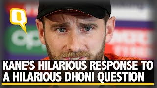 Would Kane Have Played MS Dhoni in His XI For the WC Semi-final? | The Quint