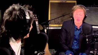Paul McCartney and Ronnie on Little Richard and Chuck Berry