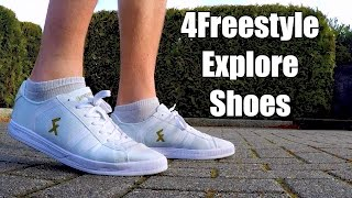 4freestyle explore shoes unboxing and review