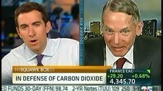 CNBC Guest: Criticizing Carbon Dioxide Is Like Hitler