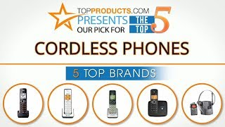 Best Cordless Phone Reviews 2017 – How to Choose the Best Cordless Phone