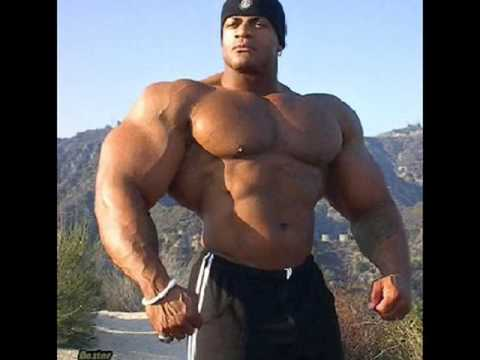 عضلات ضخمه جدآ جدآ - YouTube