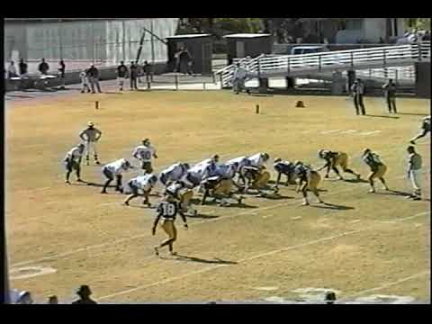 Lambuth University vs Hardin Simmons NAIA Football Playoff 1994