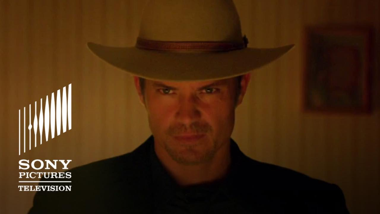 Download Justified Final Season Promo - Three On A Match
