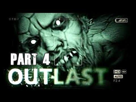 Let's Play Outlast Gameplay Walkthrough (Part 4)
