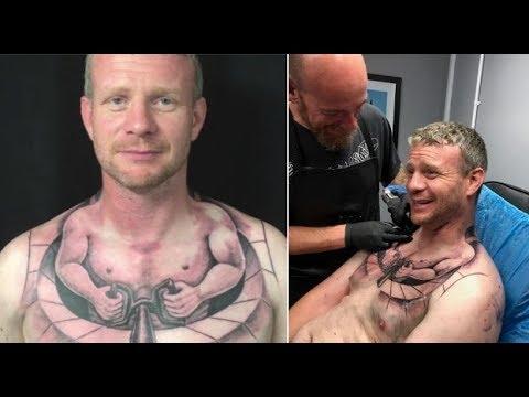 Hit Czy Kit Zdjęcia Interaktywnego Tatuażu Kierowcy