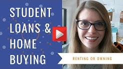 Student Loans and Home Buying