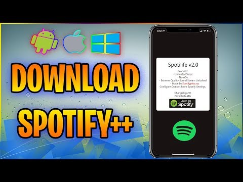 Spotify++ Download: How To get Spotify ++ For Free on