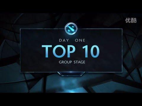 Shanghai Major TOP 10 Day 2