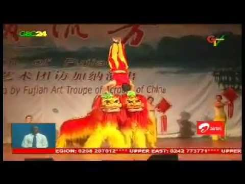 Ghana, China celebrate 55 years of diplomatic relations