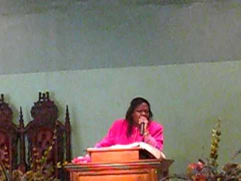 Bishop Pamela Spence