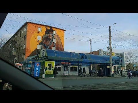 Едем покупать МЯГКУЮ МЕБЕЛЬ .Небольшой РУМ ТУР по городу ОРСКУ.