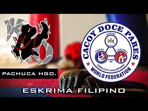 Karateando / Cacoy Doce Pares Pachuca