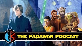 Is Luke Skywalker the Most Powerful Character in STAR WARS? - The Padawan Podcast