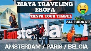 Gambar cover BIAYA TRAVELING KE EROPA? | BUDGET TRAVEL TIPS