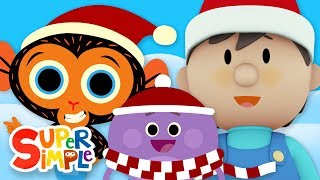 The Super Simple Christmas Special! | Christmas Shows and Songs for Kids!