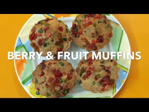 Berry & Fruit Muffins