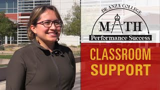 DEANZACOLLEGE The Math Performance Success (MPS) Program at De Anza...