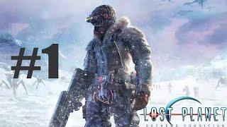 прохождение Lost Planet: Extreme Condition - #1
