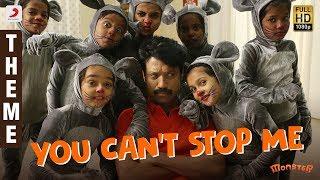 Monster You Can't Stop Me Theme   SJ Suryah, Priya BhavaniShankar, Justin Prabhakaran, Nelson