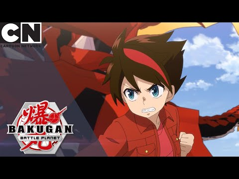 Bakugan: Battle Planet | Dan Gets Insulted | Cartoon Network UK