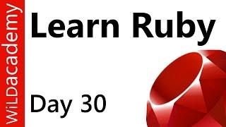 Ruby Programming - 30 - Shovel Operator