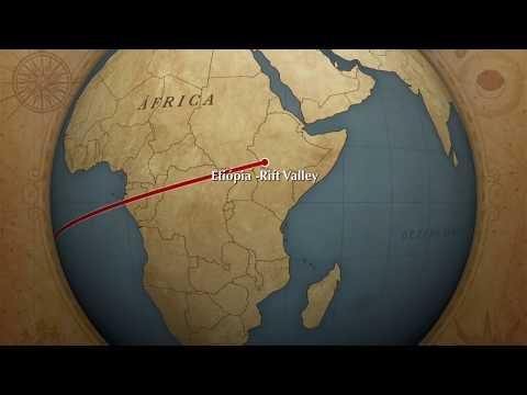 Aula África Oriental - O Rift Valley