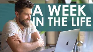 A Week in the Life as a Digital Nomad | Medellin Colombia