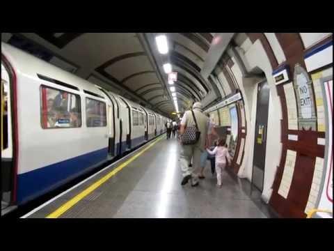 London Underground June 2014