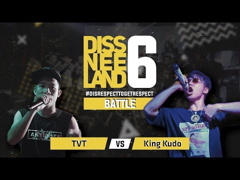 TVT vs King Kudo | DISSNEELAND 6 battle
