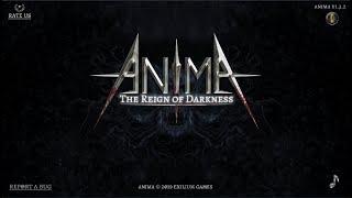 AnimA Gameplay Обзор Первый взгляд Летсплей (Android,APK)