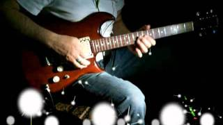 Slow Blues on Yamaha SHB-400 guitar
