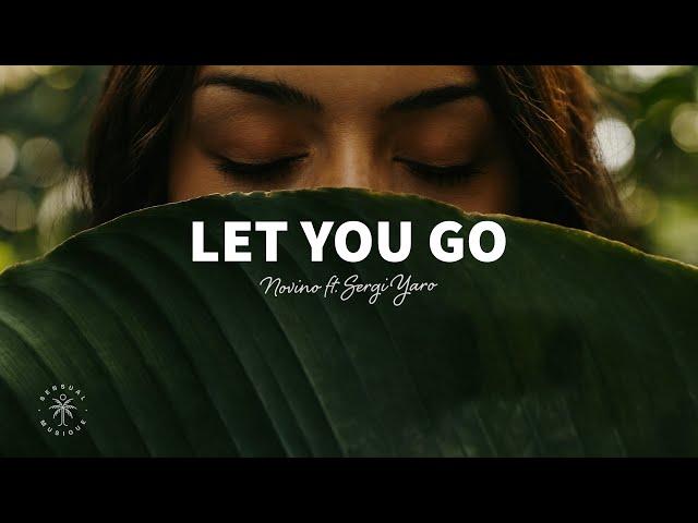 Novino - Let You Go (Lyrics) ft. Sergi Yaro