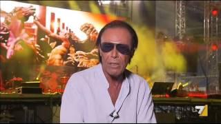 Venditti canta Roma Roma a Stefano Esposito